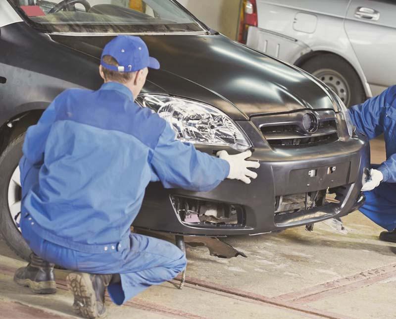 car bodyrepair