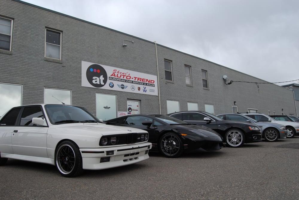Sheni s auto trend reviews contact details mechanicar inc for Garage europe auto center fresnes