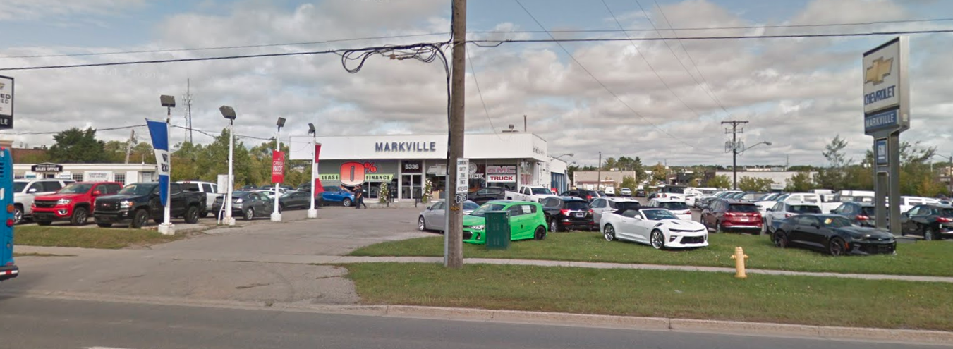 Markville Chevrolet Buick Gmc Reviews Contact Details